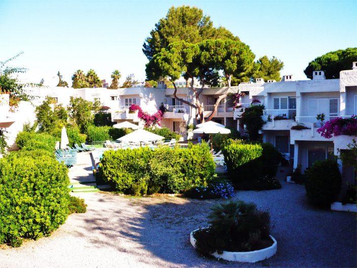 Atlas Apartments Ibiza Esterno