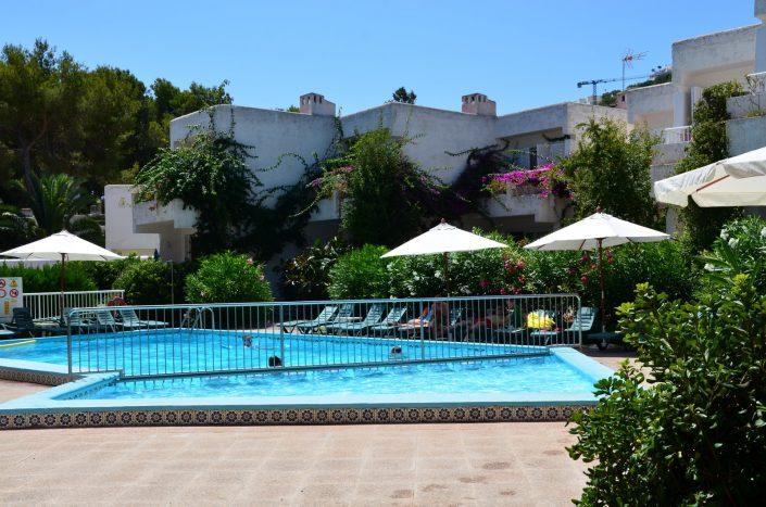 Atlas Apartments Ibiza Piscina